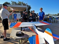 R/C Plane Flying Summer Program at ERAU